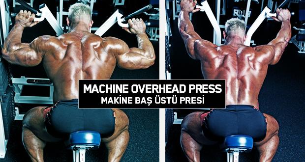 Machine Overhead Press