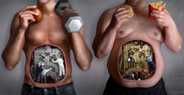 fitman vs. fatman