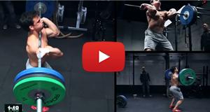 Josh Bridges – CrossFit Antrenmanı