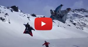 Son Yılların Popüler Sporu Wingsuit Flying