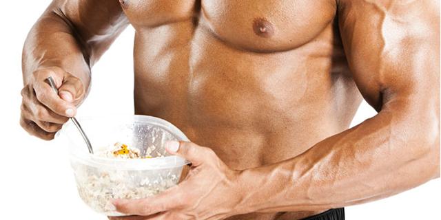 vücut gelişimi için ne yemeli