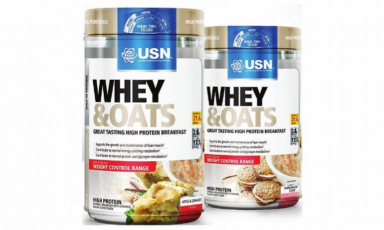USN Whey & OATS Kahvaltı Proteini Video Anlatım