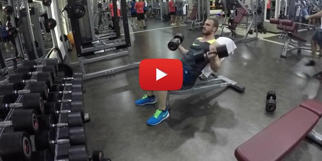 Profesyonel Biceps Antrenmanı – Berkay Türkkan