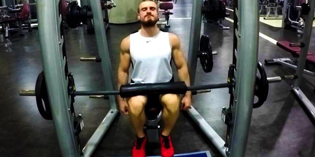 Seated Calf Raise (Video Anlatım)