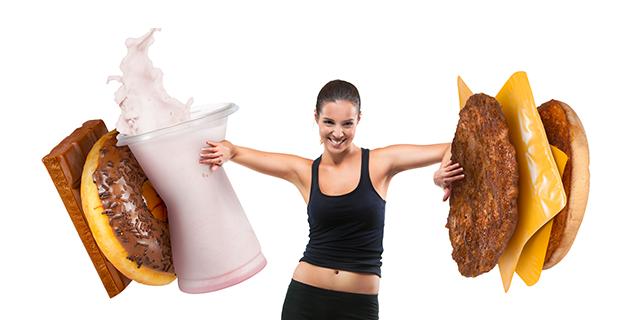 Beslenmede Yapılan 7 Hata