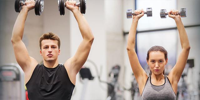 Vücut Geliştirmenin 10 Hızlı Yolu